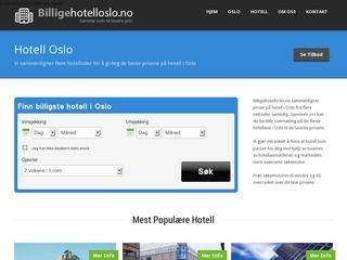 Billigehotelloslo.no