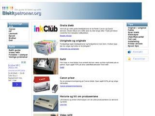 Blekkpatroner.org