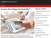 Forbrukslan.blog