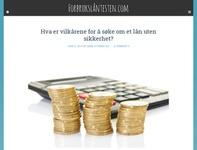Billiglånutensikkerhet.com