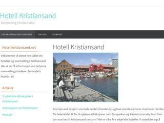 Hotellkristiansand.net