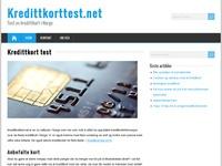 Kredittkorttest.net